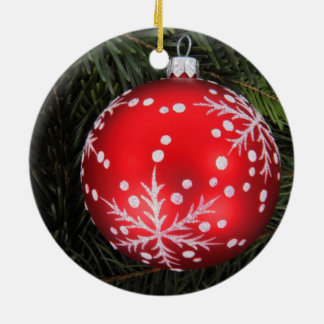 Christmas bauble christmas ornament