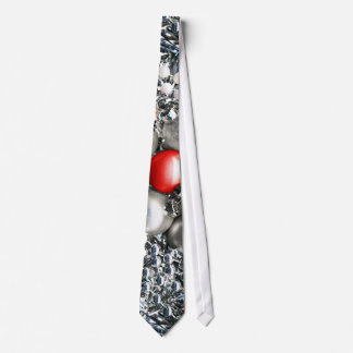 Christmas Baubles Tie