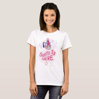 CHRISTMAS BEAR 7 Women's Basic T-Shirt