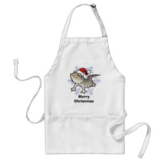 Christmas Bearded Dragon / Rankins Dragon Standard Apron