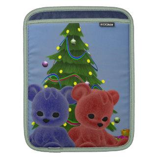 Christmas Bears 2 iPad Sleeve