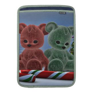 Christmas Bears MacBook Sleeve