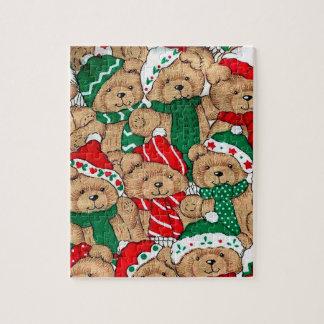 Christmas Bears Puzzle