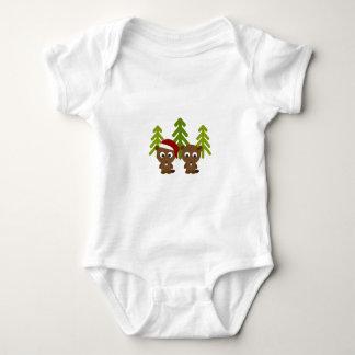 Christmas Beavers T Shirts