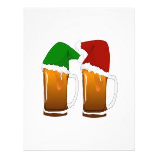 Christmas Beer Cheer Flyer