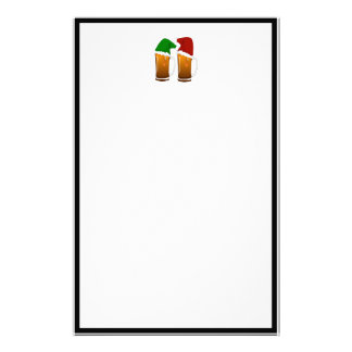 Christmas Beer Cheer Stationery