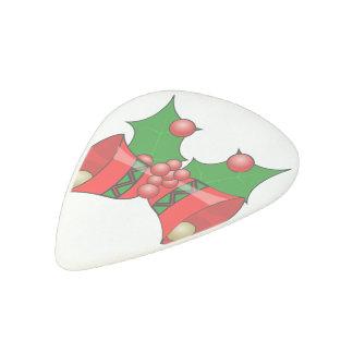 Christmas bells clipart acetal guitar pick