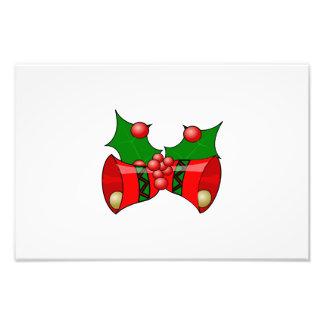 Christmas bells clipart photo art