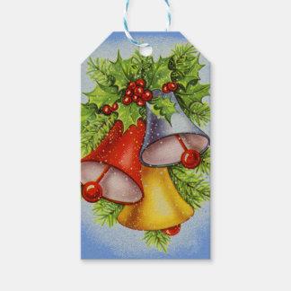 Christmas Bells Gift Tags
