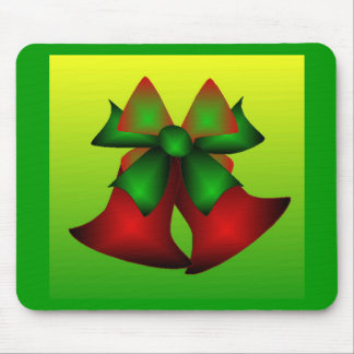Christmas Bells I Mouse Pads
