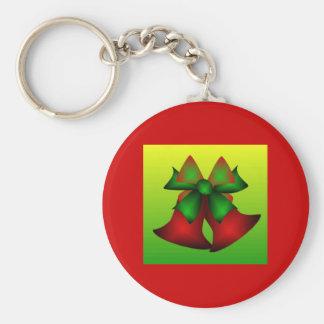 Christmas Bells II Key Chain