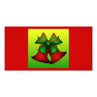 Christmas Bells II Picture Card