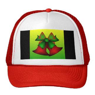 Christmas Bells III In Red Hat