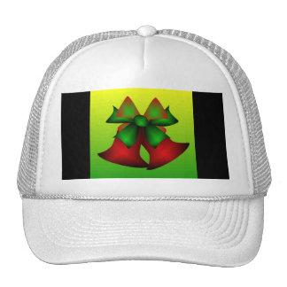 Christmas Bells III In White Hat