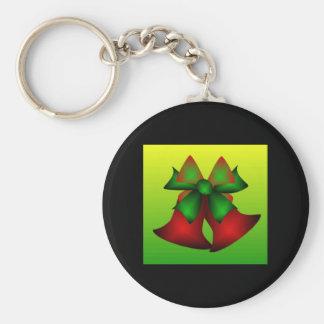 Christmas Bells III Keychains