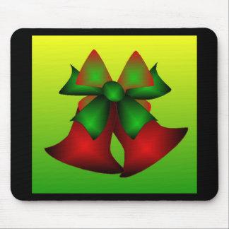 Christmas Bells III Mousepads