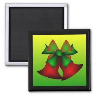 Christmas Bells III Refrigerator Magnet