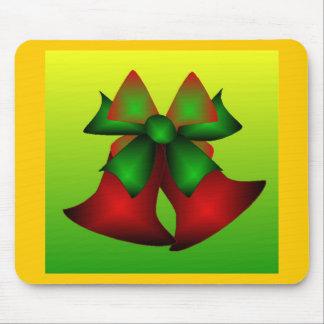 Christmas Bells IV Mousepads
