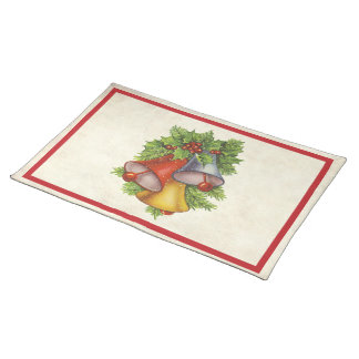 Christmas Bells Placemats