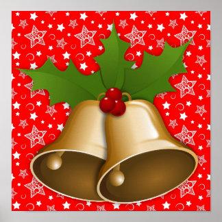Christmas Bells Poster