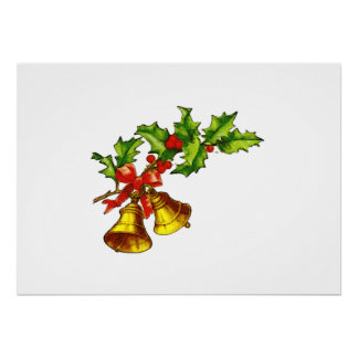 Christmas Bells Posters