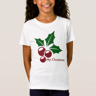 Christmas berries T-Shirt