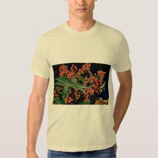 Christmas berry tree (Schinus terebinthifolius) Shirts