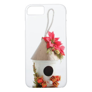 Christmas Bird House iPhone 7 Case