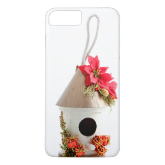 Christmas Bird House iPhone 7 Plus Case