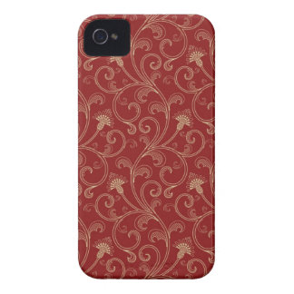 Christmas BlackBerry Bold Barely There™ Case Mate iPhone 4 Case