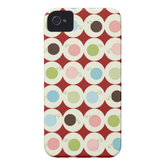 Christmas BlackBerry Bold Barely There™ Case Mate Blackberry Bold Case