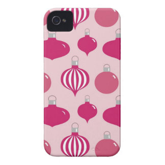 Christmas BlackBerry Bold Barely There™ Case Mate iPhone 4 Cases