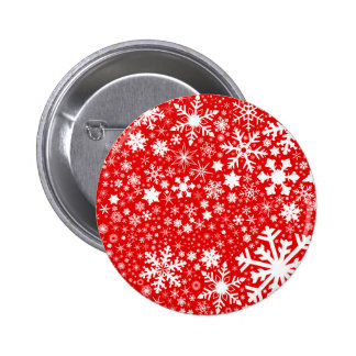 Christmas Blast 6 Cm Round Badge