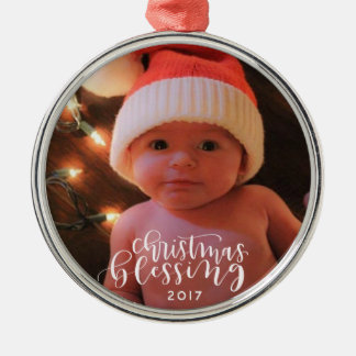 Christmas Blessing Ornament