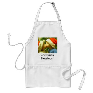 Christmas Blessings! Adult Apron