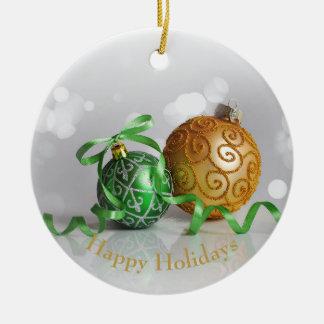 Christmas Bokeh Christmas Balls Christmas Ornament