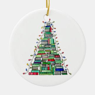 Christmas Book Tree 2017 Christmas Ornament