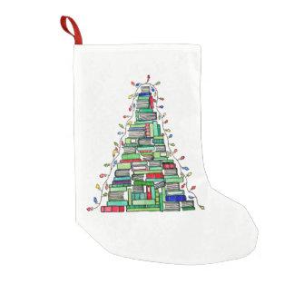 Christmas Book Tree 2017 Small Christmas Stocking