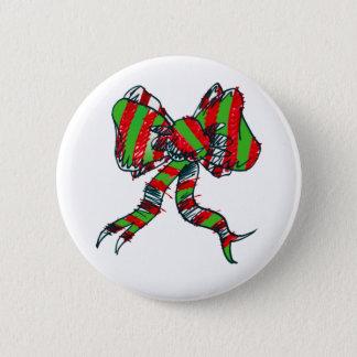 Christmas Bow Pin