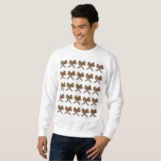 Christmas Bow Sweatshirt