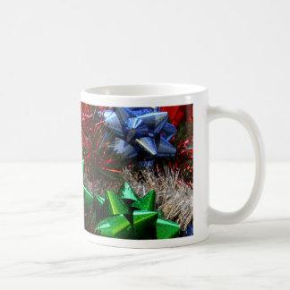 Christmas Bows Mugs
