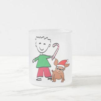 Christmas Boy Mug