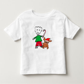 Christmas Boy T-Shirt