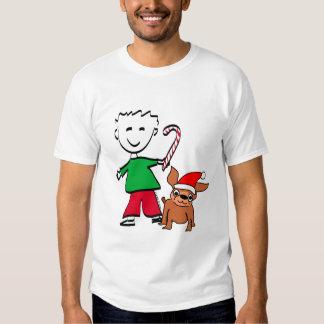 Christmas Boy Tee Shirt