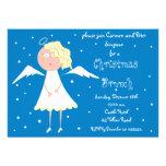 Christmas Brunch Angel Invitations