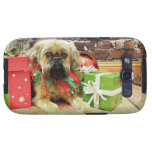 Christmas - Brussels Griffon - Oliver Samsung Galaxy S3 Case