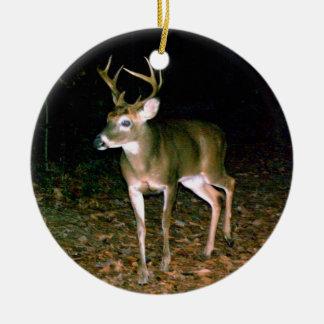 Christmas Buck Deer Christmas Ornament