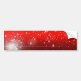 Christmas Bumper sticker