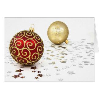 Christmas Buon Natale II Greeting Card