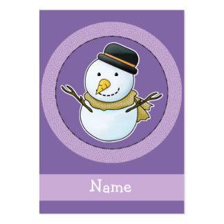 Christmas Business Card 2